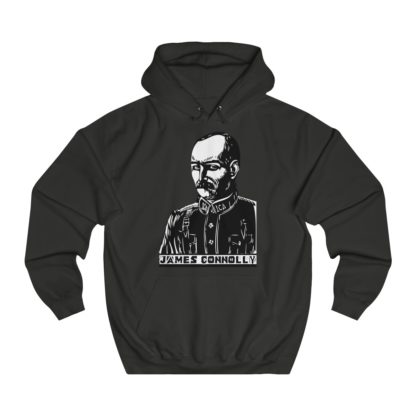 james connolly hoodie black