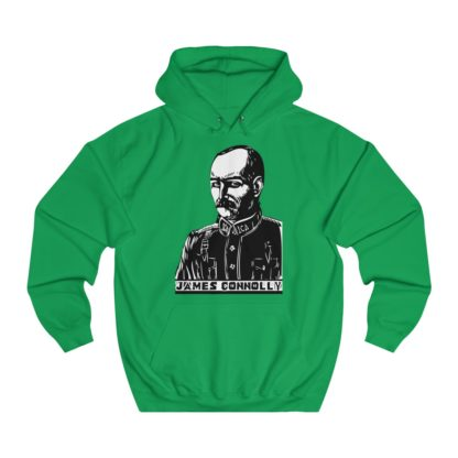 james connolly hoodie irish green