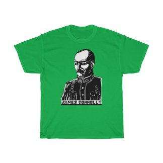 james connolly t shirt irish green