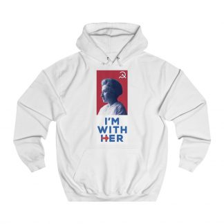 34099-1.34109-2.im with her rosa luxemburg hoodie white