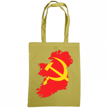 communist ireland bag caramel