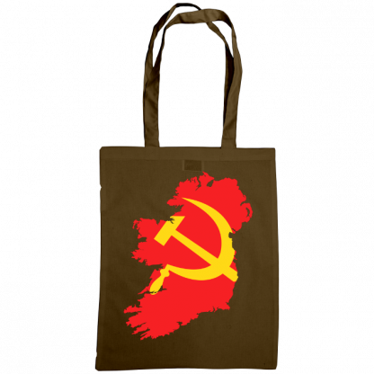 communist ireland bag chestnut