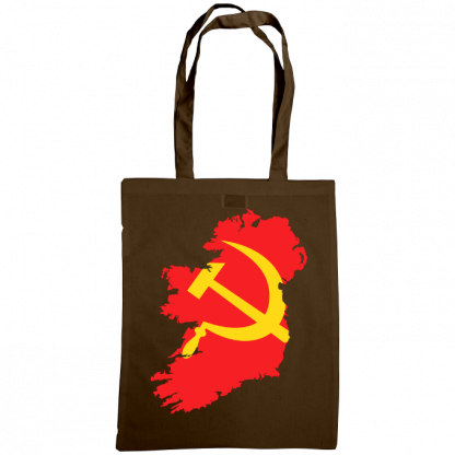 communist ireland bag chocolate