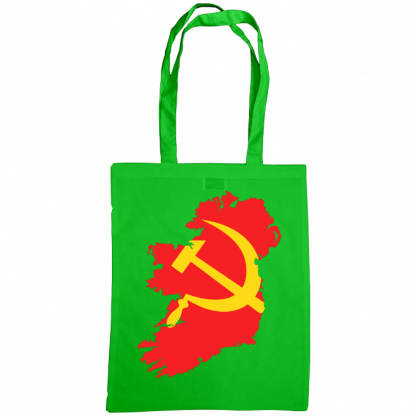 communist ireland bag green