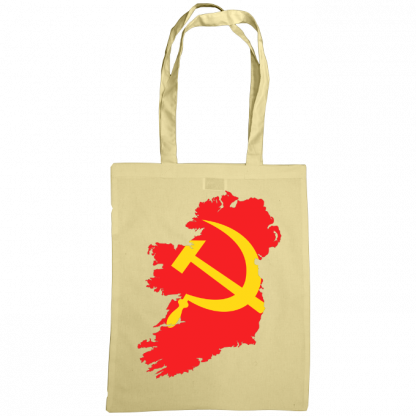 communist ireland bag natural