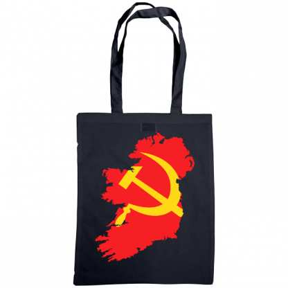 communist ireland bag navy