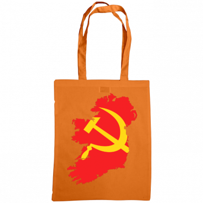 communist ireland bag orange