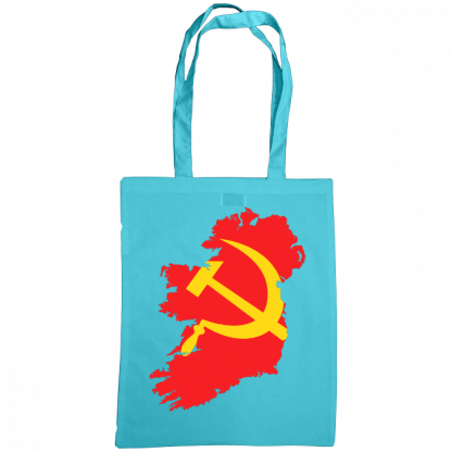 communist ireland bag surf blue