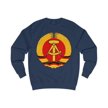 german democratic republic sweatshirt navy