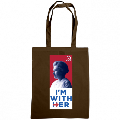 im with her bag rosa luxemburg chocolate
