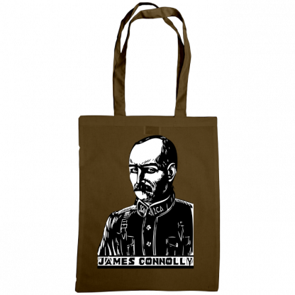 james connolly bag chestnut