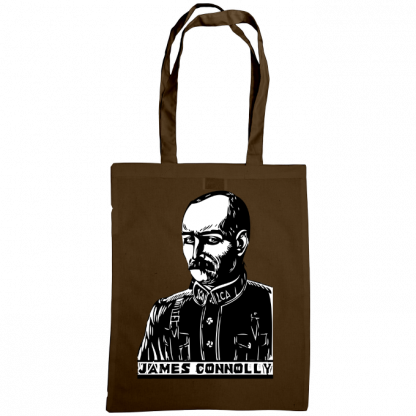 james connolly bag chocolate