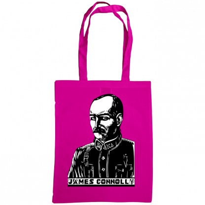 james connolly bag fuscia