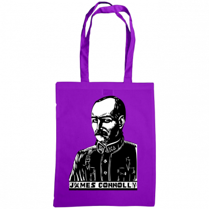james connolly bag purple