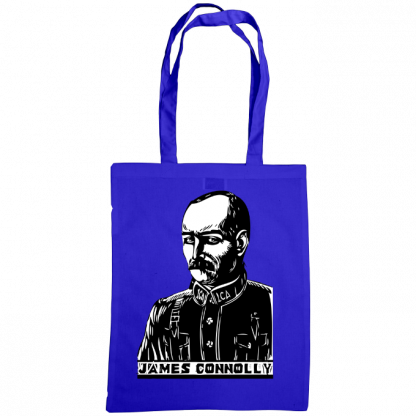 james connolly bag royal blue