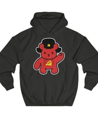 sharebear hoodie black