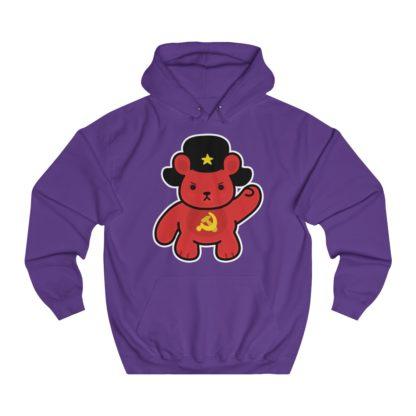sharebear hoodie purple