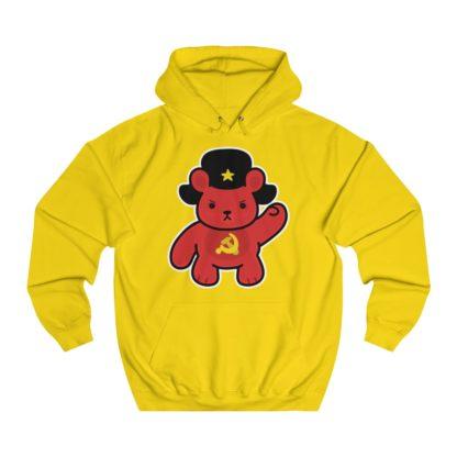 sharebear hoodie yellow