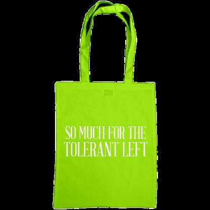 so much for the tolerant left bag kiwi