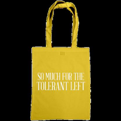 so much for the tolerant left bag sunflower