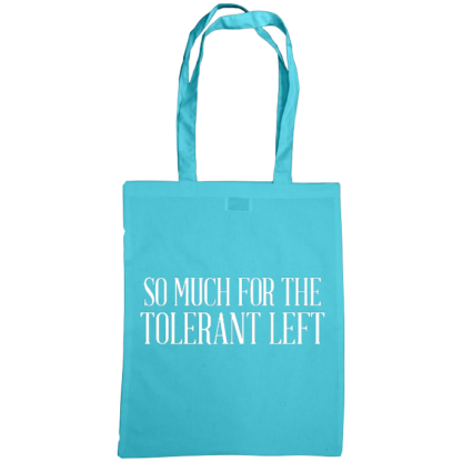 so much for the tolerant left bag surf blue