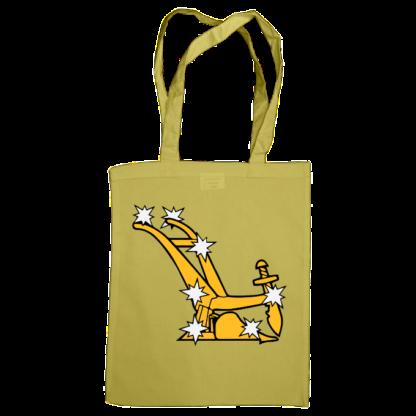 starry plough bag caramel
