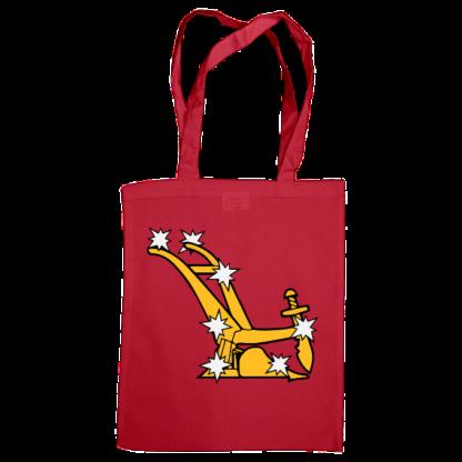 starry plough bag cranberry