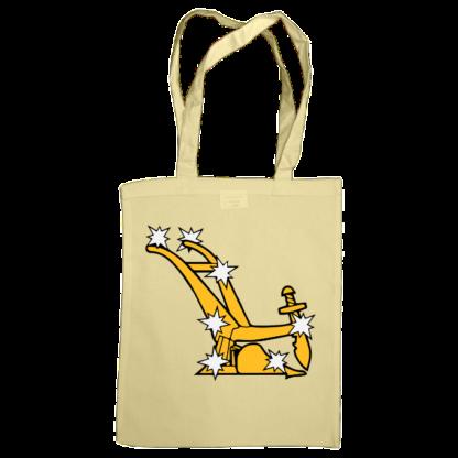 starry plough bag natural