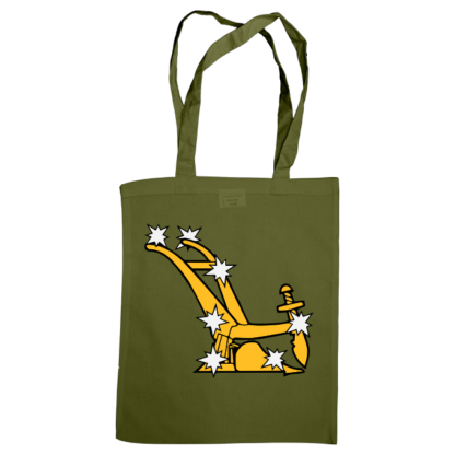starry plough bag olive