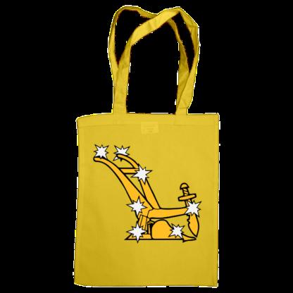 starry plough bag sunflower