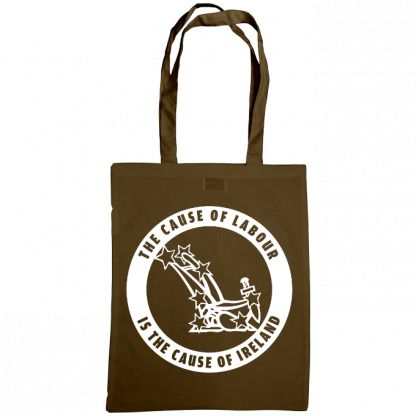 The cause of labour is the cause of ireland bag chestnut