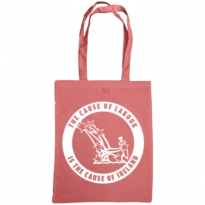 The cause of labour is the cause of ireland bag classic pink