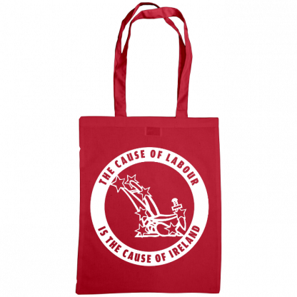 The cause of labour is the cause of ireland bag cranberry