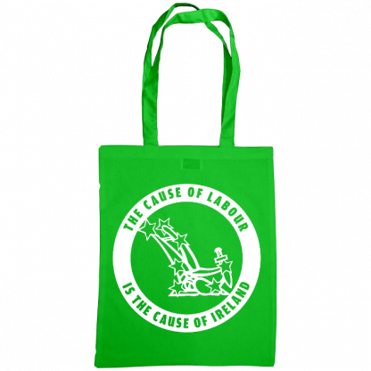 The cause of labour is the cause of ireland bag green