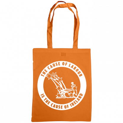 The cause of labour is the cause of ireland bag orange
