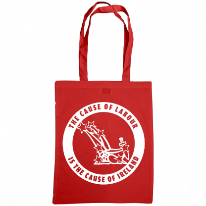 The cause of labour is the cause of ireland bag red
