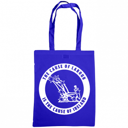The cause of labour is the cause of ireland bag royal blue