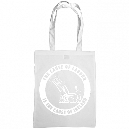 The cause of labour is the cause of ireland bag white