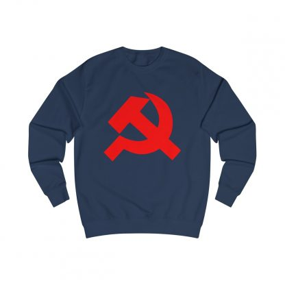 Hammer and sickle sweatshirt